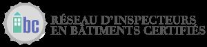 Réseau-IBC Inspecteurs en bâtiments certifiés _En-tête
